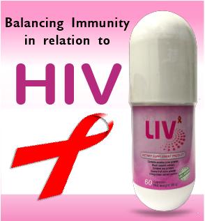 LIV for HIV